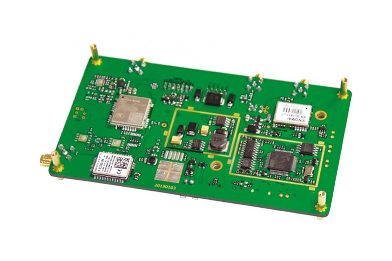 卫星通信智能终端方案
