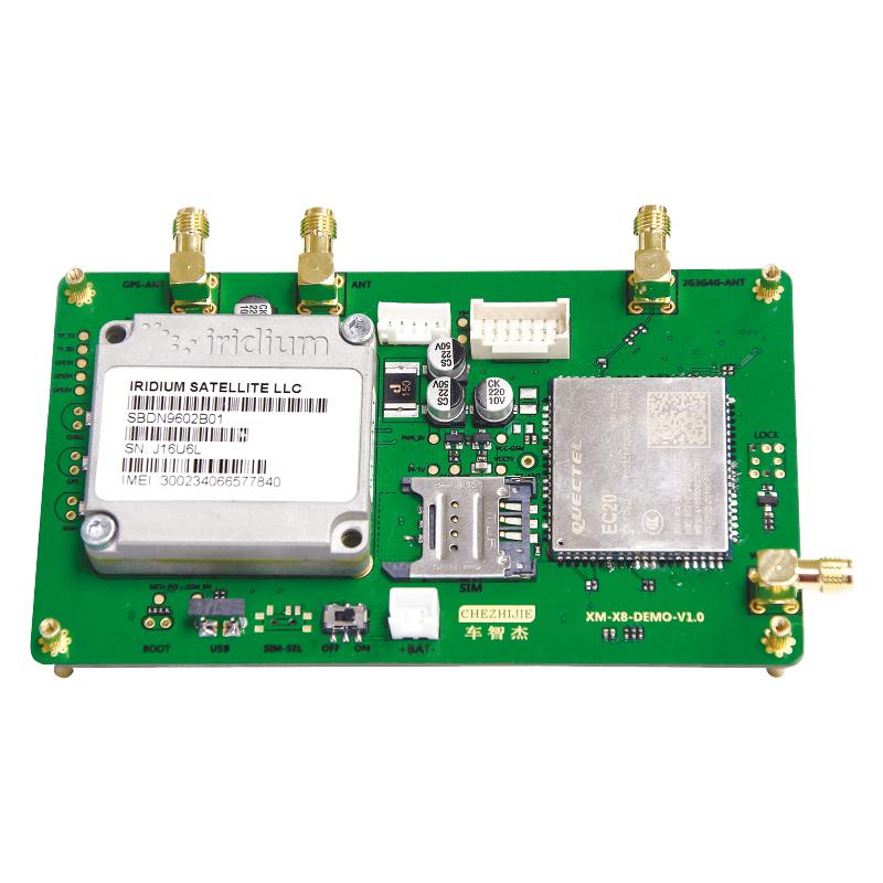 全网络卫星通信智能终端方案
